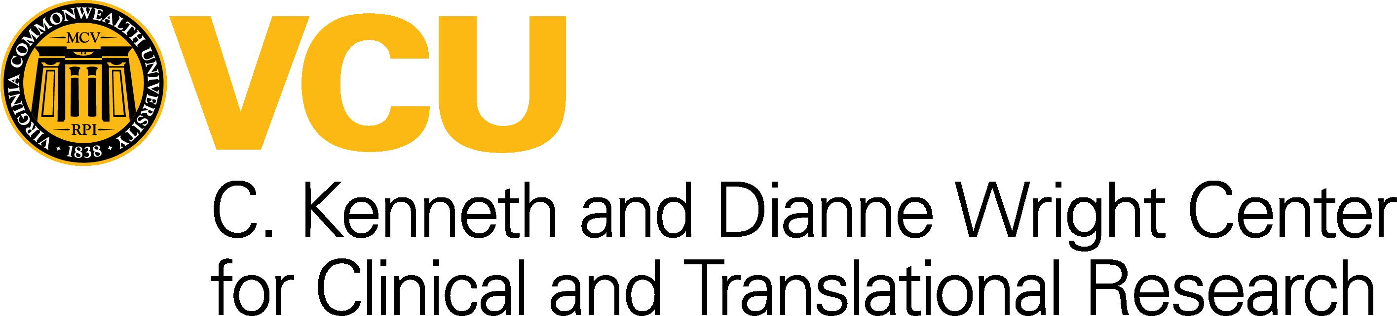 Wright Center brandmark